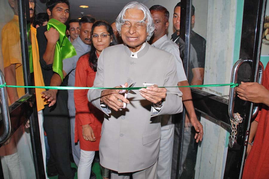 Inaugration by Mr APJ Abdul Kalam, Former President of India